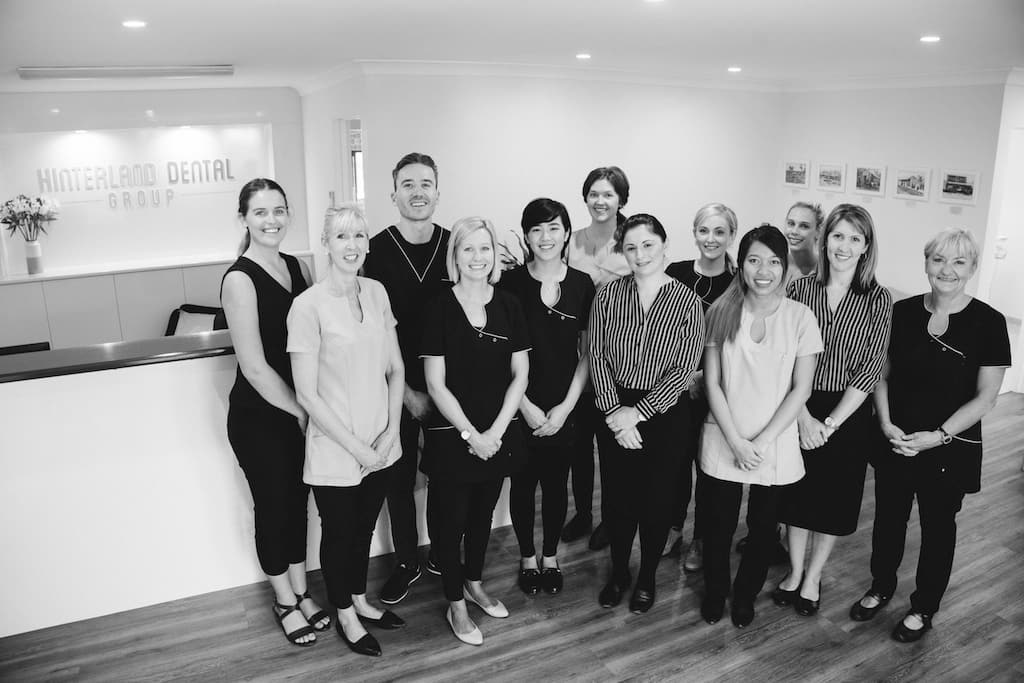 Support staff dentist cooroy